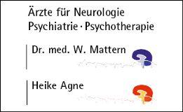 Dr. Wolfgang Mattern u. Heike Agne Bochum