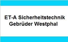 ET-A Sicherheitstechnik Gebrüder-Westphal-Hamburg Hamburg