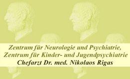 Rigas, Nicolaos, Dr. med. - Nervenarzt, Kinderpsychiater Berlin