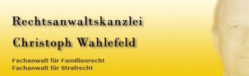 WAHLEFELD CHRISTOPH Rechtsanwalt Bonn