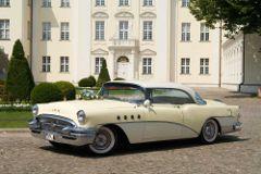 Classic55 Hochzeitsauto Oldtimervermietung Berlin