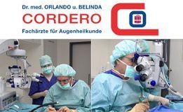 Cordero, Orlando, Dr. med. und Belinda Cordero Berlin
