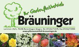 Gartenfachbetrieb Bräuninger Remchingen