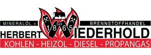 Herbert Wiederhold, Inh. Vera Wiederhold Mineralöle + Brennstoffhandel Homberg