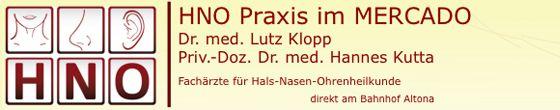 Kutta Hannes Dr.med., Klopp Lutz Dr.med. u. Blynow Martina Dr.med. Hamburg