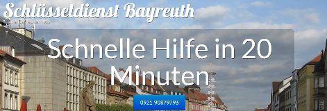 Schlüsseldienst Bayreuth Dorste Bayreuth