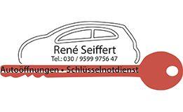 Seiffert, Rene Autoöffnungen und Schlüsselnotdienst Berlin